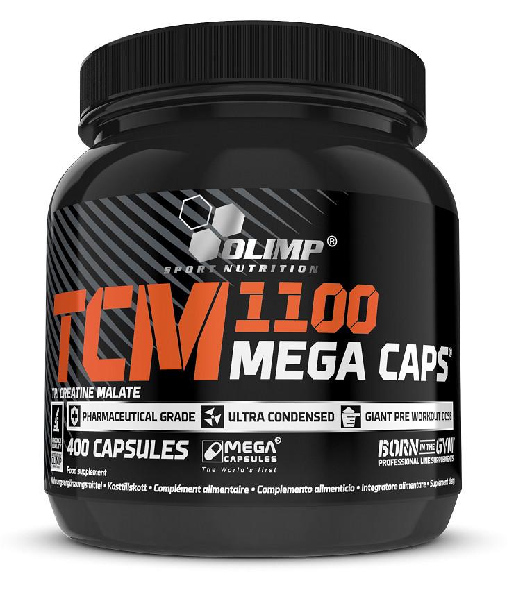 Креатин TCM MEGA CAPS 400 капсул