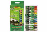 Пастели масляные 12 цветов Sport Car Kidis, 7823, 117096