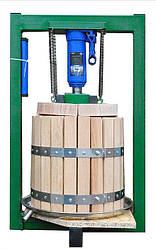 Гидравлический пресс для сока 15 л с Новым домкратом 3 тонн