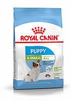 Royal Canin X-small Puppy 1,5 кг для щенков собак миниатюрных пород