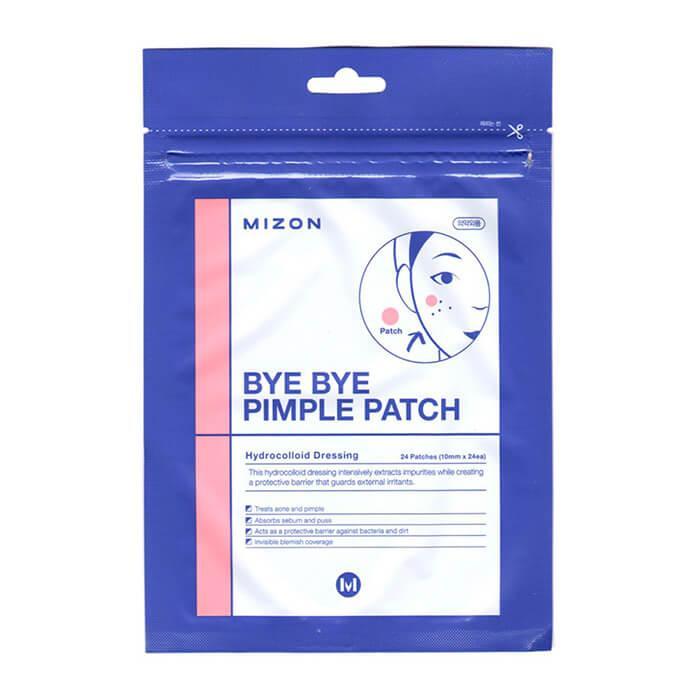 Патчи локальные против воспалений Mizon Bye Bye Pimple Patch