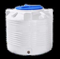 Емкость 200 литров вертикальная пищевая
