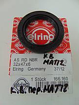 Elring 166.160 Сальник к/в передний Daewoo Matiz
