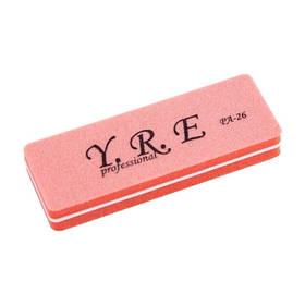 Баф для ногтей YRE PA 26, 100/180