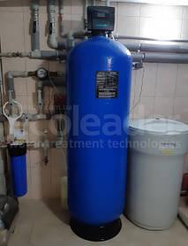 Система комплексной очистки и дезинфекции воды, миниготель, Східниця