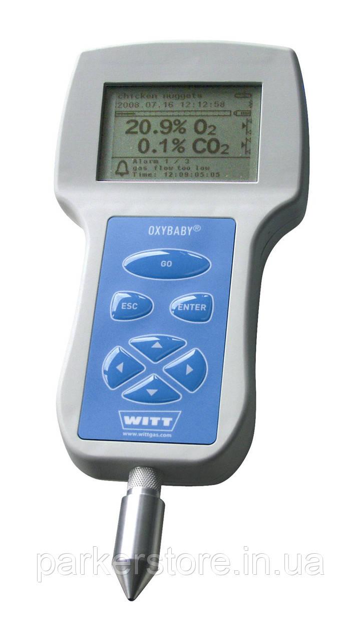 Портативные газоанализаторы O2/CO2 / OXYBABY / WITT-GASETECHNIK / Германия