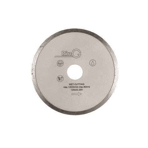 Круг алмазный RinG плитка 230х5х22,2, фото 2