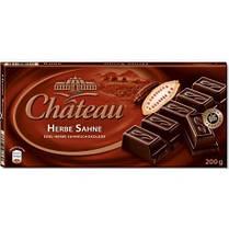 Молочный шоколад Chateau Herbe Sahne 200гр. Германия