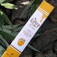 Крем для кожи вокруг глаз с экстрактом меда 3W CLINIC Honey Whithening & Anti Wrinkle Eye Cream, 40ml