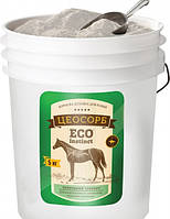 ЦЕОСОРБ ЭКО ИНСТИНКТ кормовая добавка очистка ЖКТ и печени, антиаллерген для лошадей и собак, 5 кг