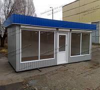 Куплю торговый павильон в Днепропетровске