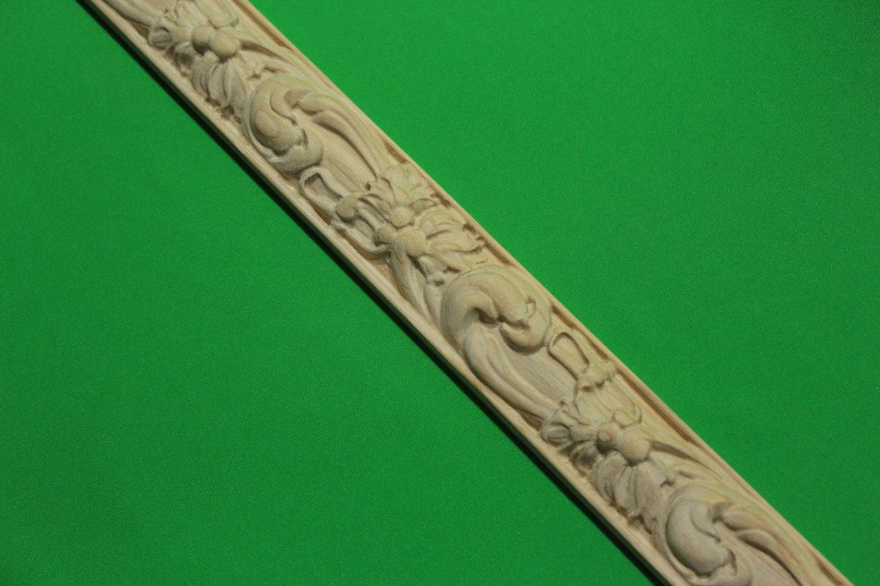 Код М4. Деревянный резной декор для мебели. Молдинги