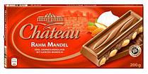 Молочный шоколад Chateau Rahm Mandel 200гр. Германия