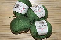 Бебі коттон 25 - 3449 зелений