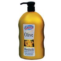 """Жидкое мыло """"Gallus Olive"""" с экстрактом оливы 1 л"""