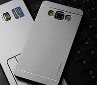 Чехол для Samsung Galaxy A5 motomo металлический, фото 1