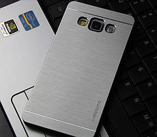 Чехол для Samsung Galaxy A5 motomo металлический