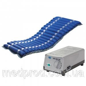 Секційний матрац з компресором OSD QDC-500, навантаження до 140 кг Профілактика та лікування пролежнів 1-3 ступеня