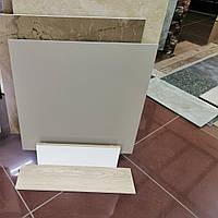 Плитка серая мат. 0601 Атем. керамограніт сірий.60x60см. плитка для пола плитка на пол