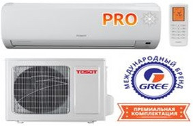 Кондиционер TOSOT GK-09NPR NORTH Inverter PRO (25 м.кв)