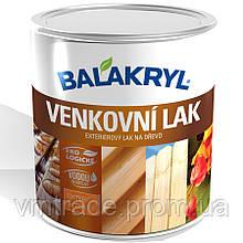 Лак Balаkryl для внеш.работ глянц., 2,5 кг