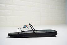"Сланцы Nike Benassi x Off-White Casual Slipper Sandals  ""Черные"", фото 3"