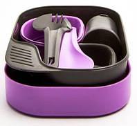 Туристический набор посуды Wildo Camp-A-Box Duo Complete Lilac 6577