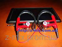 Наушники Monster Beats by Dr. Dre Power Beats Sport красный цвет