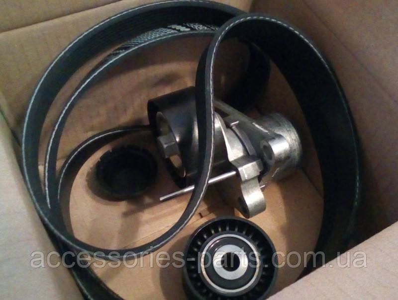 Ремкомплект приводного ремня Nissan Qashqai (J10E) 06-2013 Новый Оригинальный