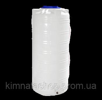 Емкость пластиковая пищевая 750 литров вертикальная