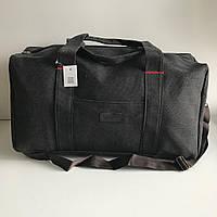 Большая дорожная сумка черная
