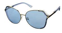 Солнцезащитные очки женские голубые Furlux