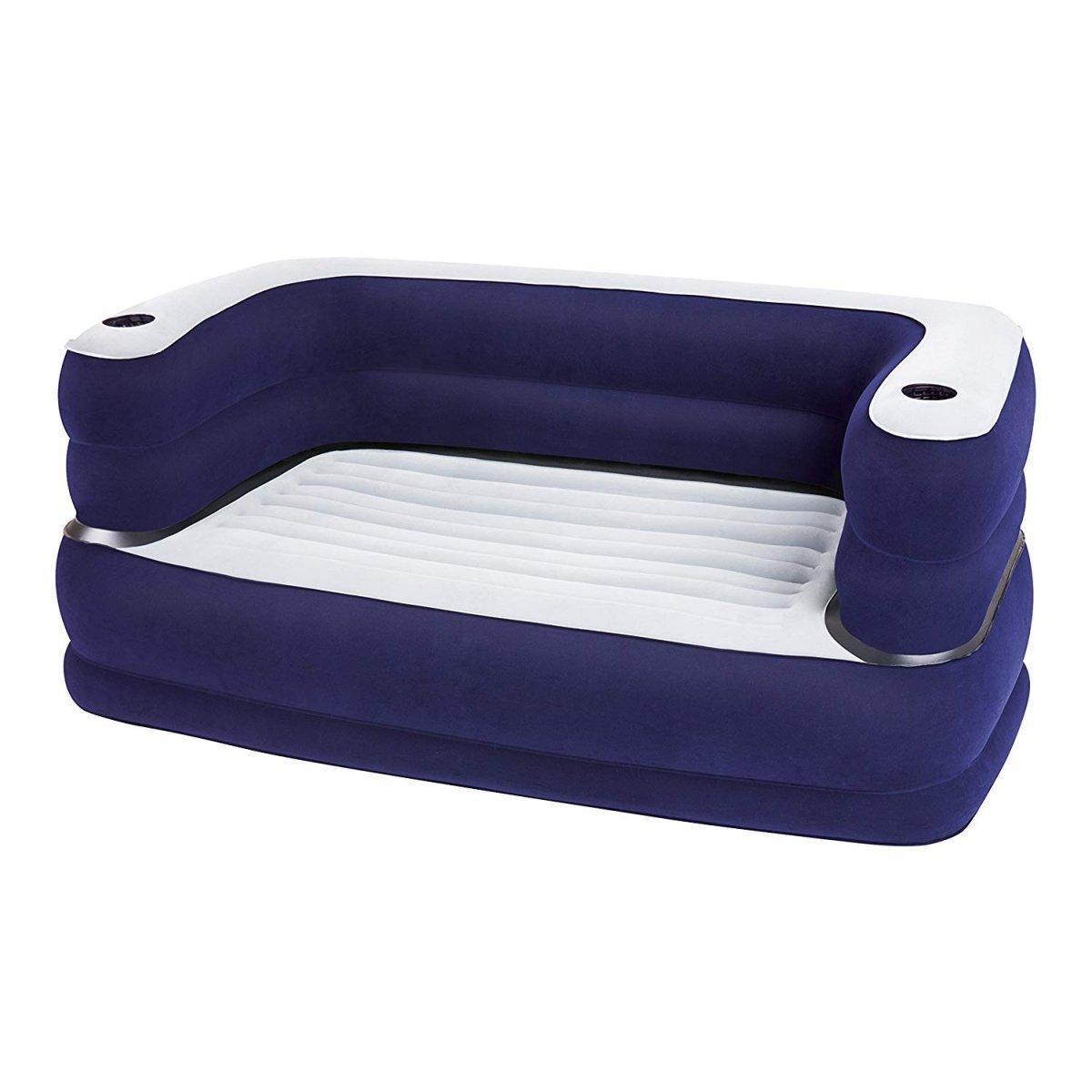 Надувной диван Bestway 75058 Флокированный