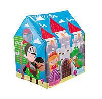 Детский игровой домик Intex 45642 «Замок» (игровой домик домик-палатка)