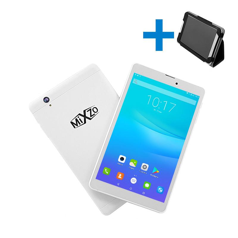 Игровой планшет MiXzo MX-835 4G 8'' 32GB ROM + Чехол-книжка, фото 1