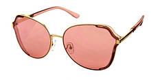 Солнцезащитные очки розовые Furlux