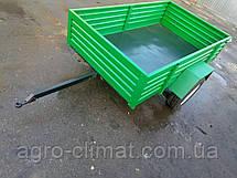 """Прицеп мотоблочный ТМ """"ШИП"""" сиденье со спинкой (200х120х40 см, под жигул. ступицу, без колес)  , фото 2"""