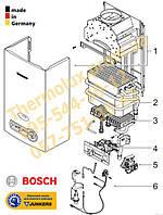 Платы для котлов ZW23KE/AE, ZW23-1KE/AE, ZW24-2(DH)KE/AE Junkers-Bosch (запчасти для котлов и колонок), фото 1