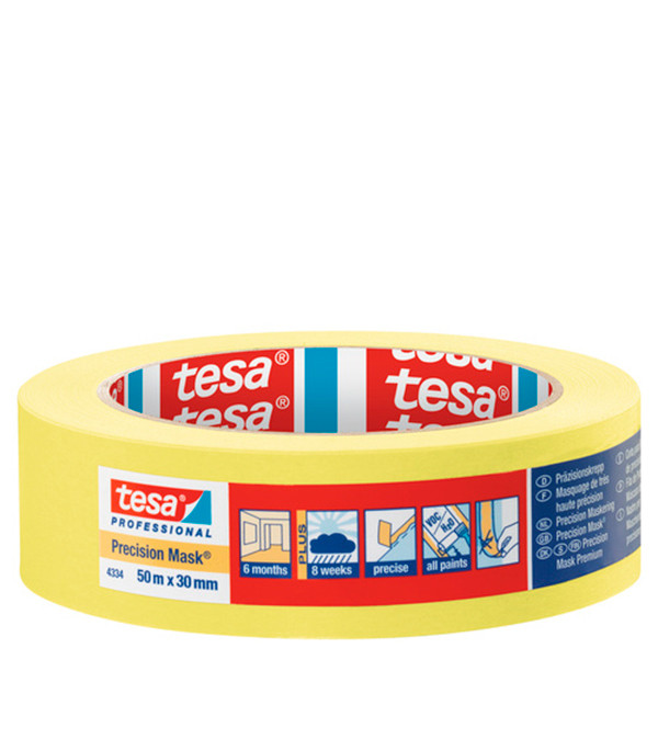 Малярна стрічка TESA Precision Mask 50м х 30мм