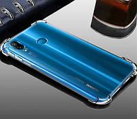 Противоударный силиконовый чехол для Huawei Honor 8X, фото 1