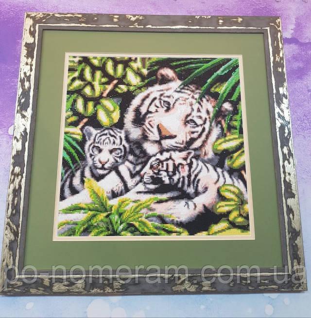 алмазные вышивки фото с тиграми