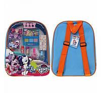 Детская косметика My Little Pony в рюкзаке  Backpack Cosmet