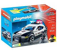 Полицейский автомобиль с мигалками Playmobil 5673