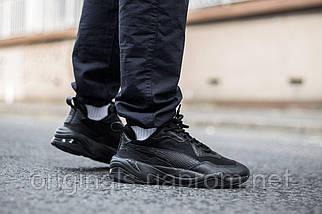 Мужские кроссовки Puma Thunder Desert в черном цвете, фото 3