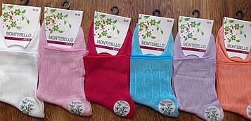 """Жіночі бамбукові шкарпетки """"Montebello"""",Туреччина 36-40"""