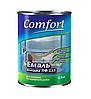 Эмаль алкидная  Комфорт Comfort ПФ-115 0,9 кг черная