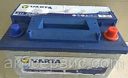 Акумулятор автомобільний Б/У Varta 6СТ-74 BLUE dynamic (E11)