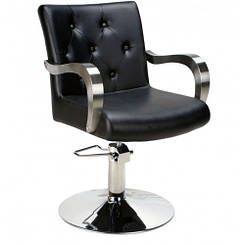 Парикмахерское кресло BM68498-731 Black