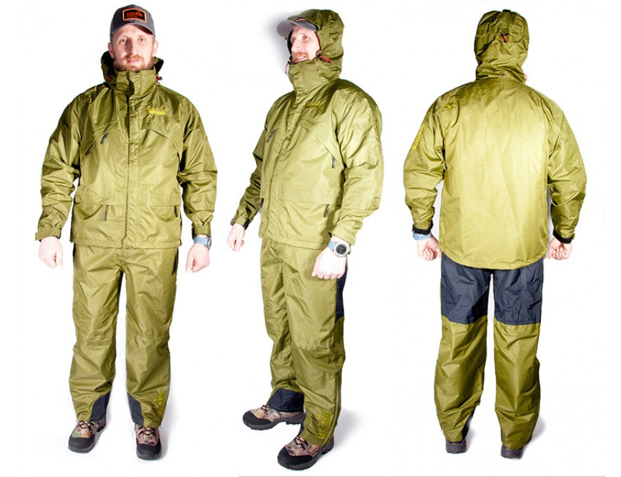 Демісезонний костюм Norfin Shell 2 515101-S