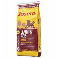 Сухой корм для собак Josera Dog Lamb and Rice 15 кг